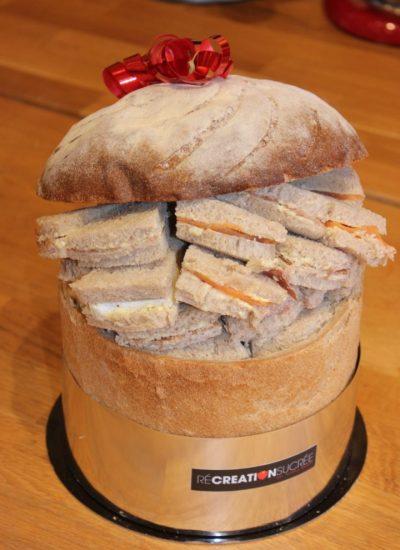 Cocktail salé 2019 de récréation sucrée Lisieux dans le Calvados pain surprise